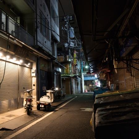 Strada tsukiji 1