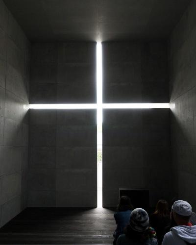 Croce illuminata