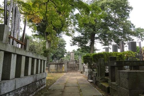 Prospettiva cimitero