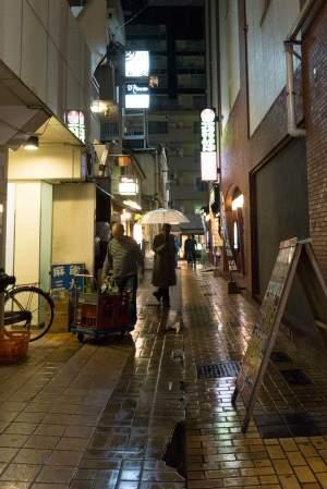 Uomo-ombrello